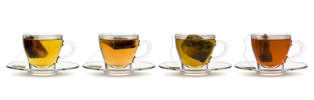 natrual herbal remedies in tea