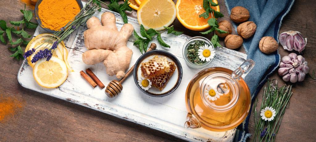 Antiviral Herb