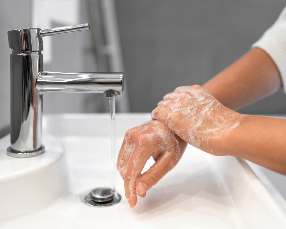 proper hygiene to help your immune system
