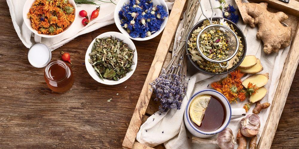 herbal remedies benefits