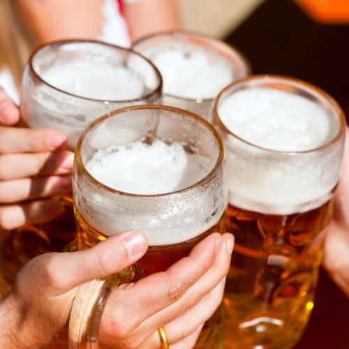 alcohol consumption can lead to gout